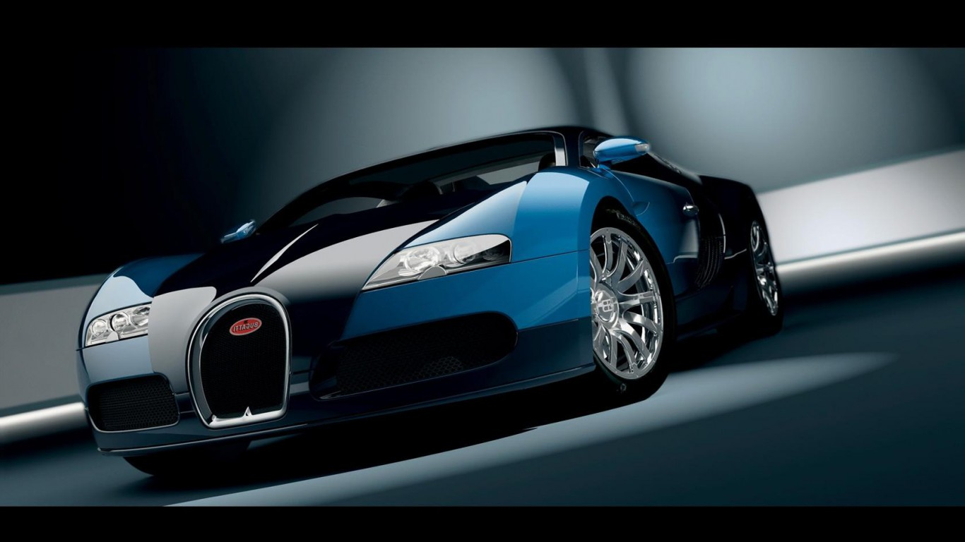 Bugatti Car   HD Wallpapers 1366x768
