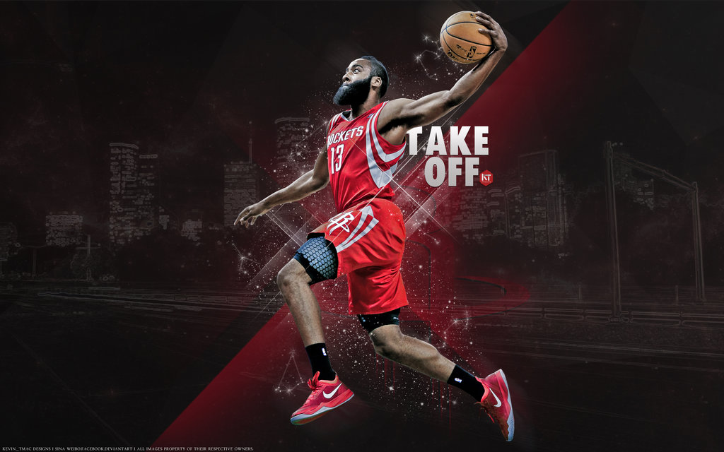 a103896006c1 Hd Wallpapers James Harden Houston Rockets 1280 X 800 920 Kb Png HD 1024x640