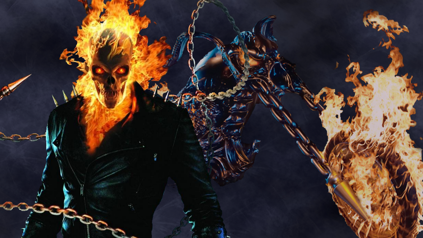 Ghost Rider with Chopper Computer Wallpapers Desktop Backgrounds 1423x800