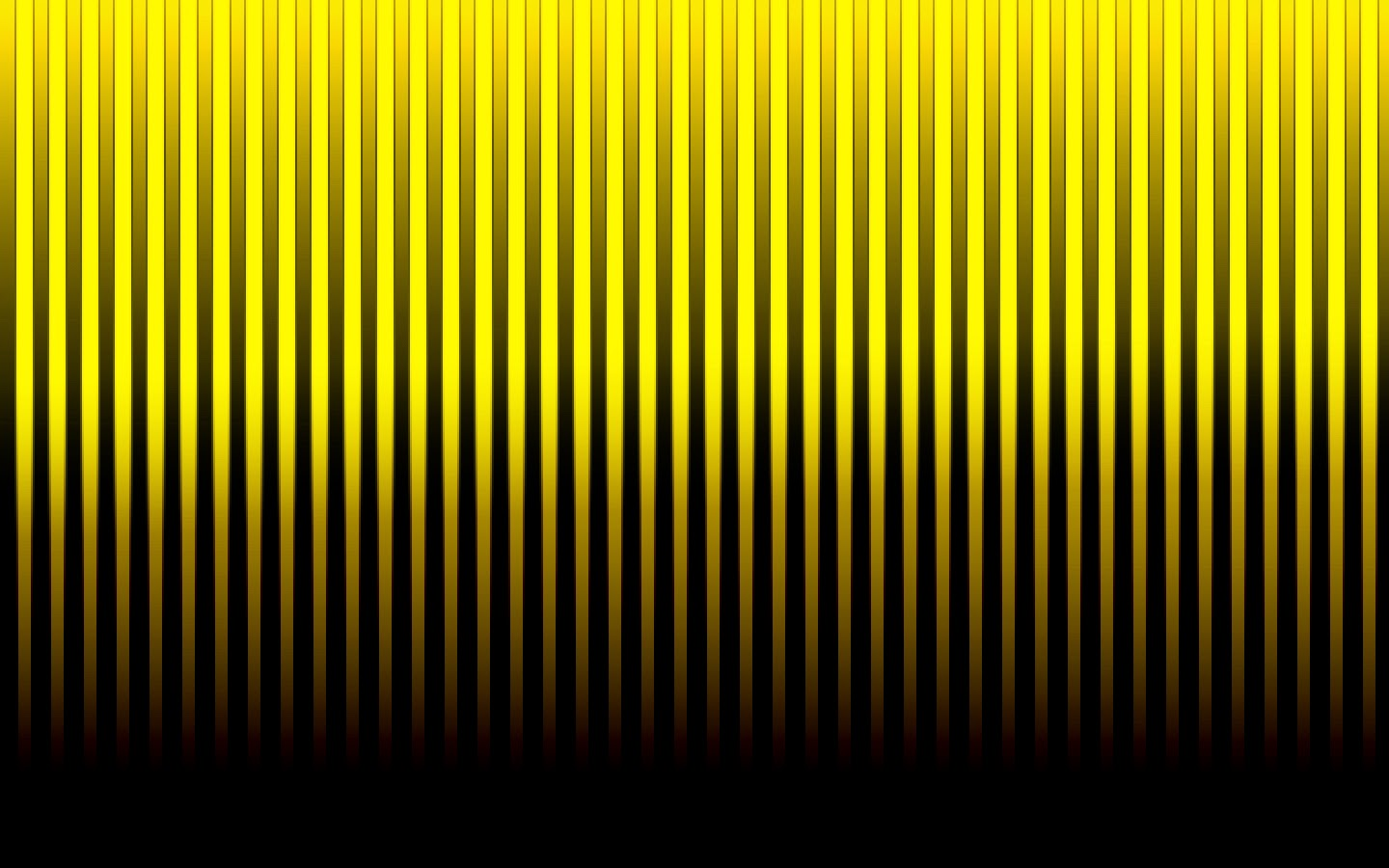 Sh Yn Design Stripe Pattern Wallpaper   Yellow Black 1440x900