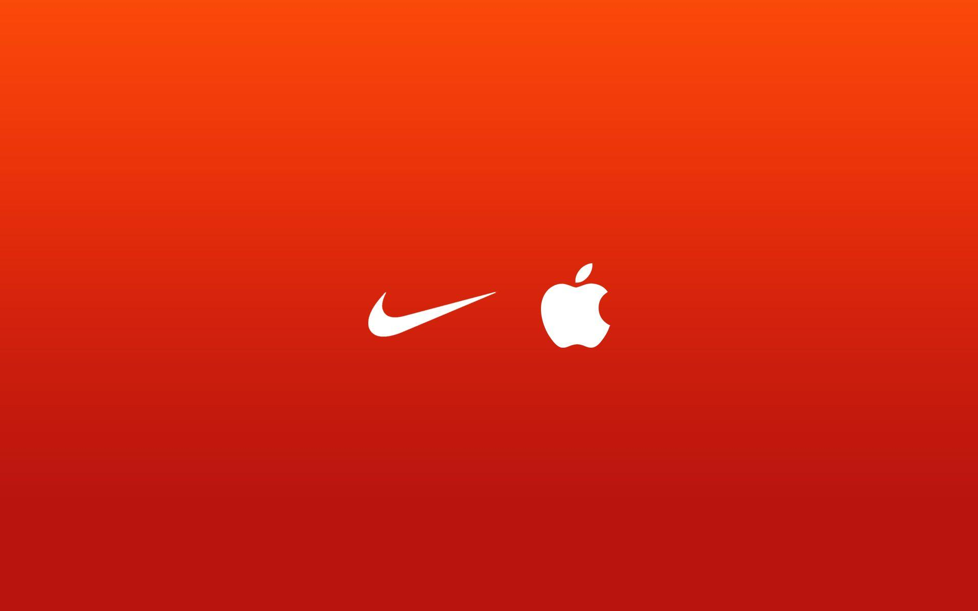 Red Nike Wallpapers 1920x1200