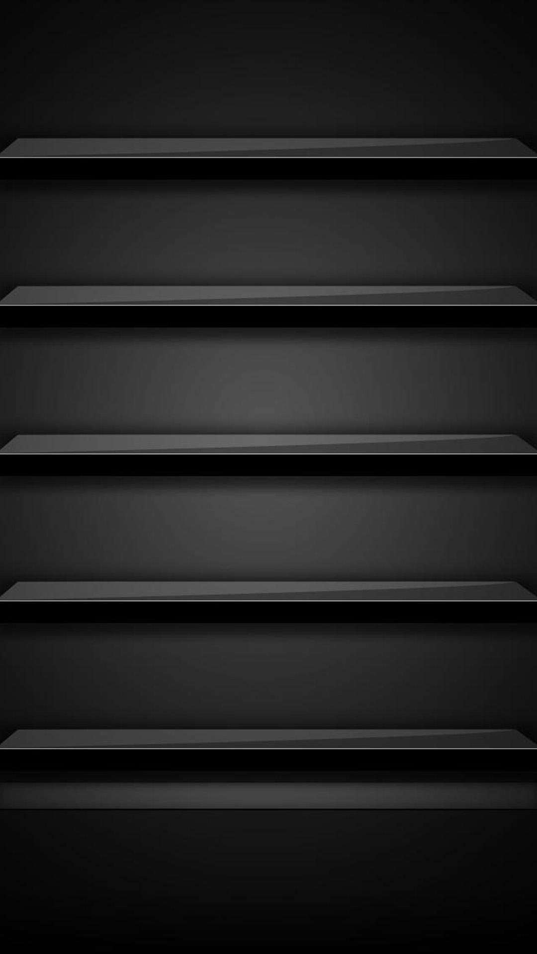 Free Download Black Shelf Iphone 6 Hd Lock Screen Wallpapers