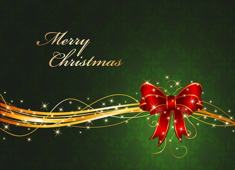 Christmas Background for Your Design Vector Graphics All 789x570