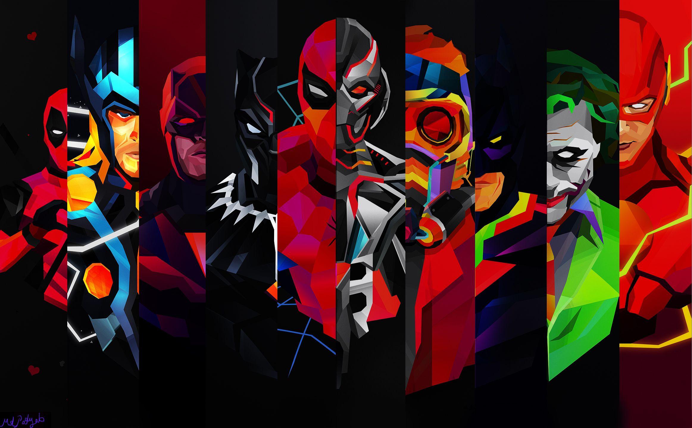 4K Marvel Wallpapers   Top 4K Marvel Backgrounds 2325x1440