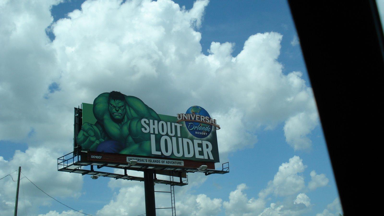 Universal Billboard   Orlando Wallpaper 766295 1600x900
