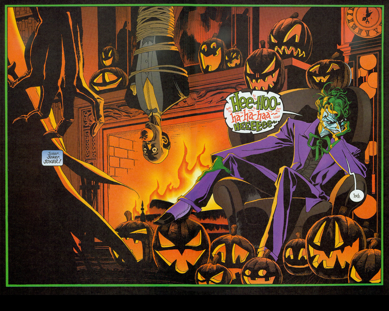 Jesse Richards   Comics and Sequential Art 1280x1024