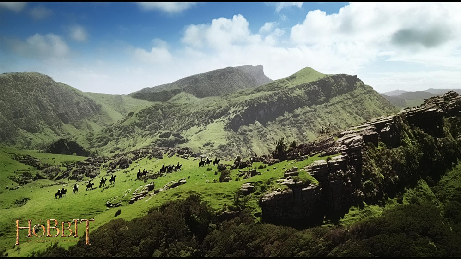 New Movie Wallpaper 1920x1080 The Hobbit Landscape desktop PC and 1920x1080