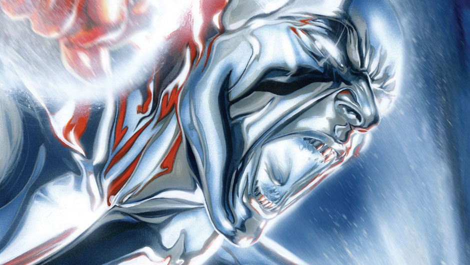 Silver Surfer Galactus Wallpaper With the silver surfer as 940x529