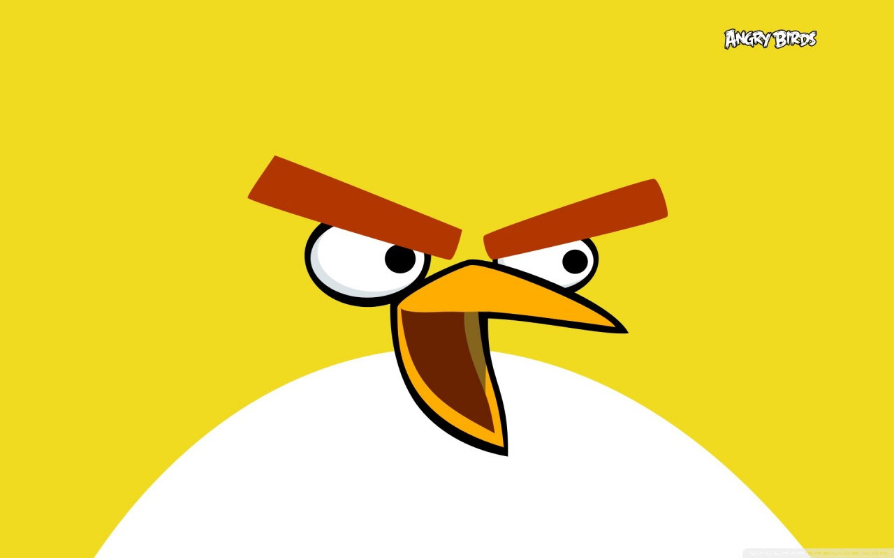 Angry Birds HD   HD Wallpapers 1280x800