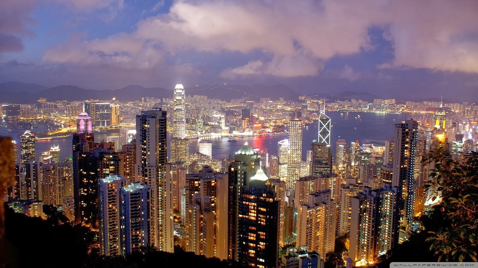 city hd wallpapers 1080p hong kong city hd wallpapers 1080p 1600x900