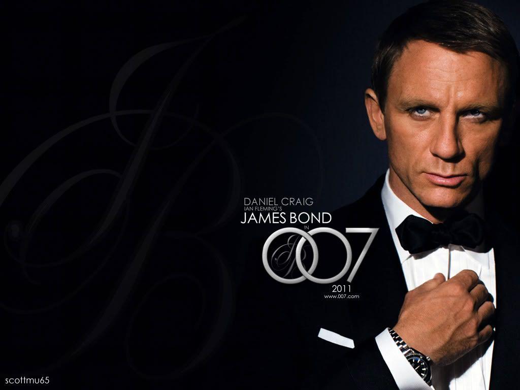 James Bond Daniel Craig Wallpapers 1024x768