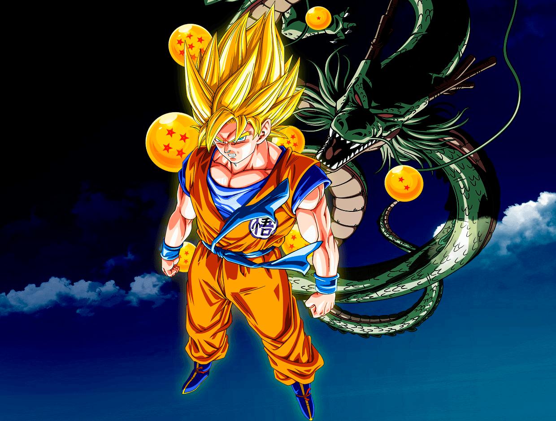 Son Goku Wallpapers 1240x938