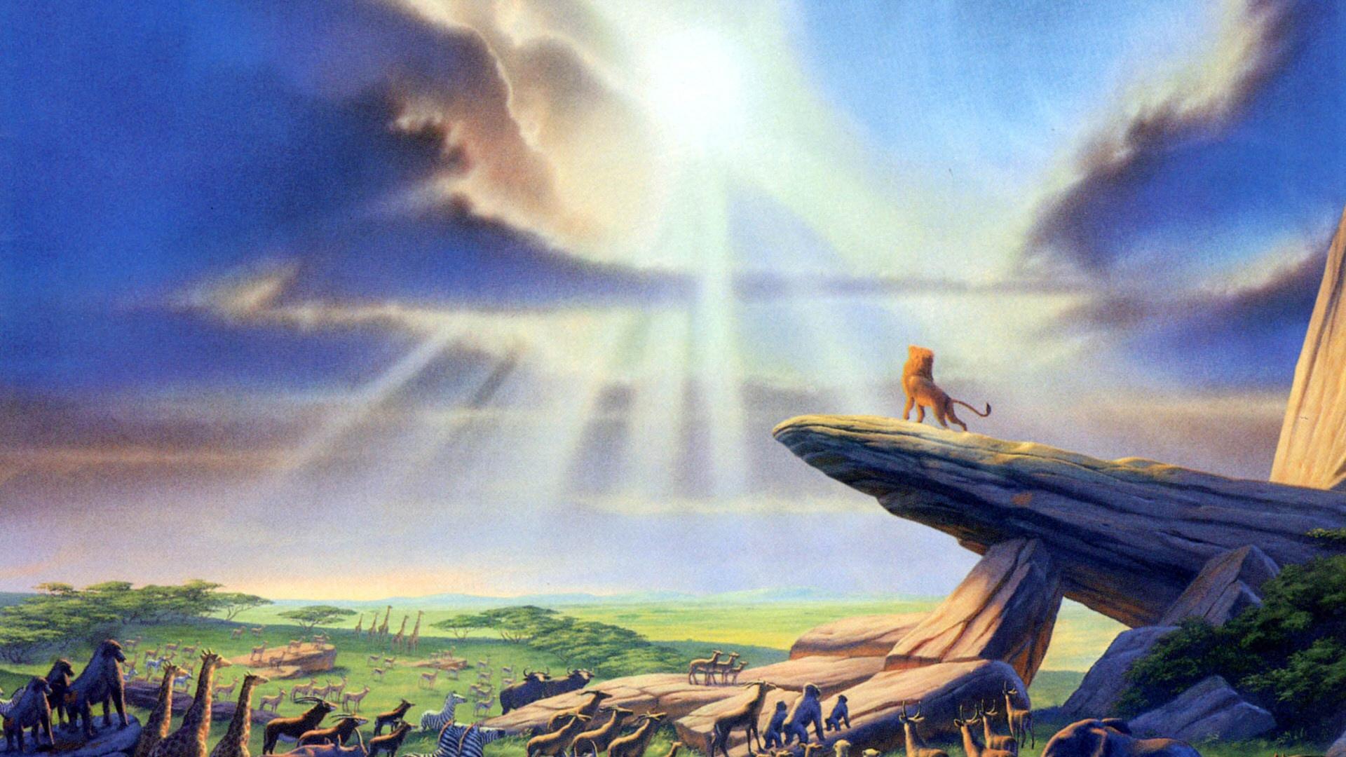 Lion King Wallpaper Disney HD Widescreen Desktop Backgrounds 1920x1080