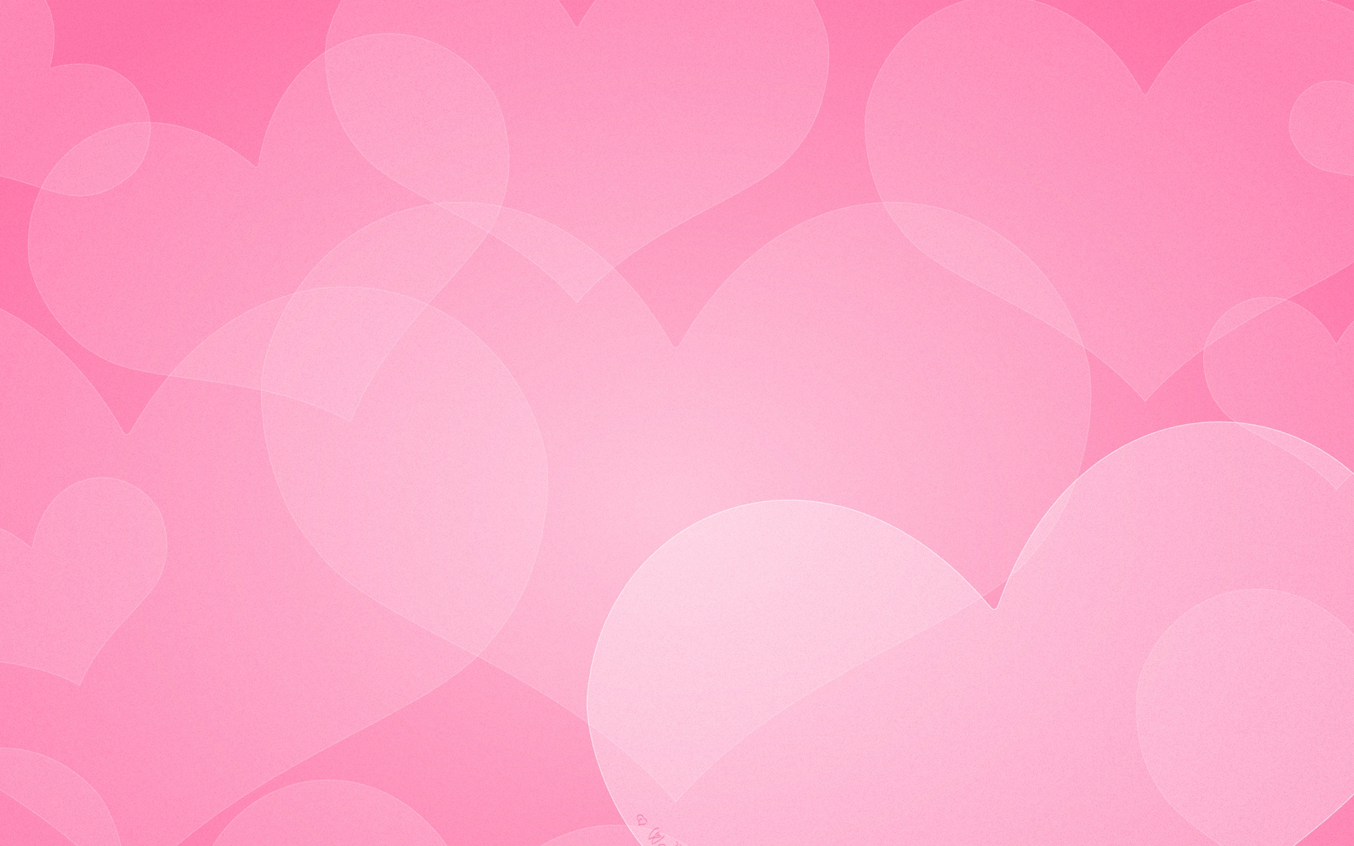 Pink Heart Background Wallpaper - WallpaperSafari