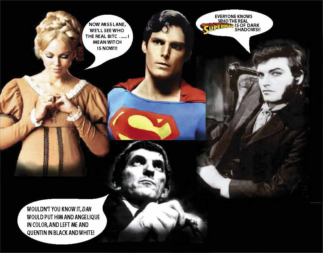 Superman in the world of Dark Shadows 1054x826