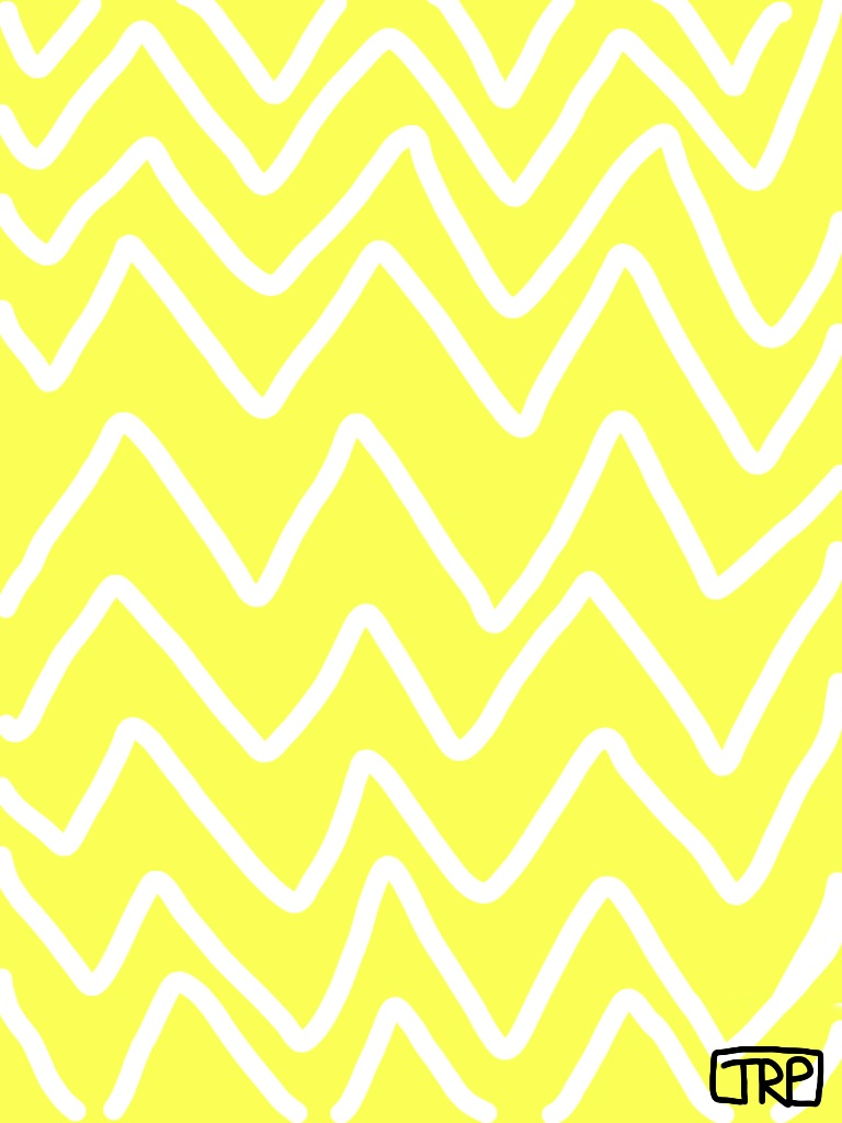 Yellow Chevron Wallpaper Iphone Pictures 768x1024