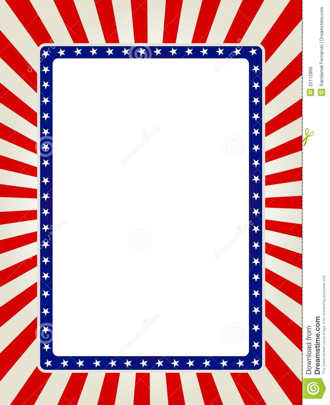Free download Patriotic Clip Art Page Borders HD Photo