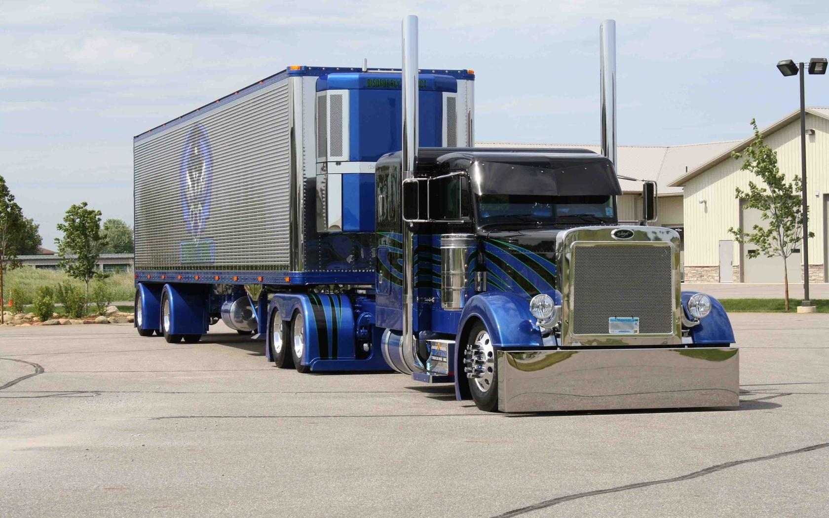 кастом грузовиков фото душе котёнок