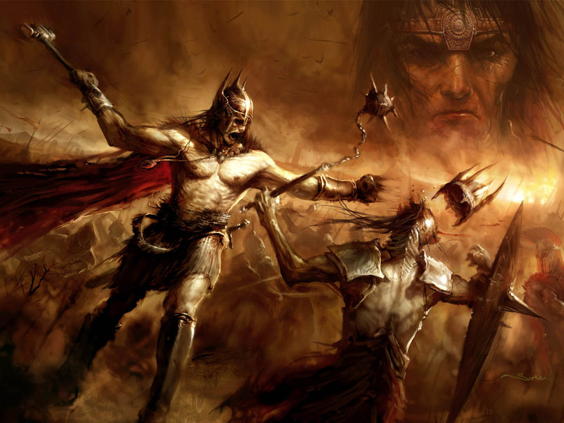 Age of Conan Wallpaper   ForWallpapercom 808x606