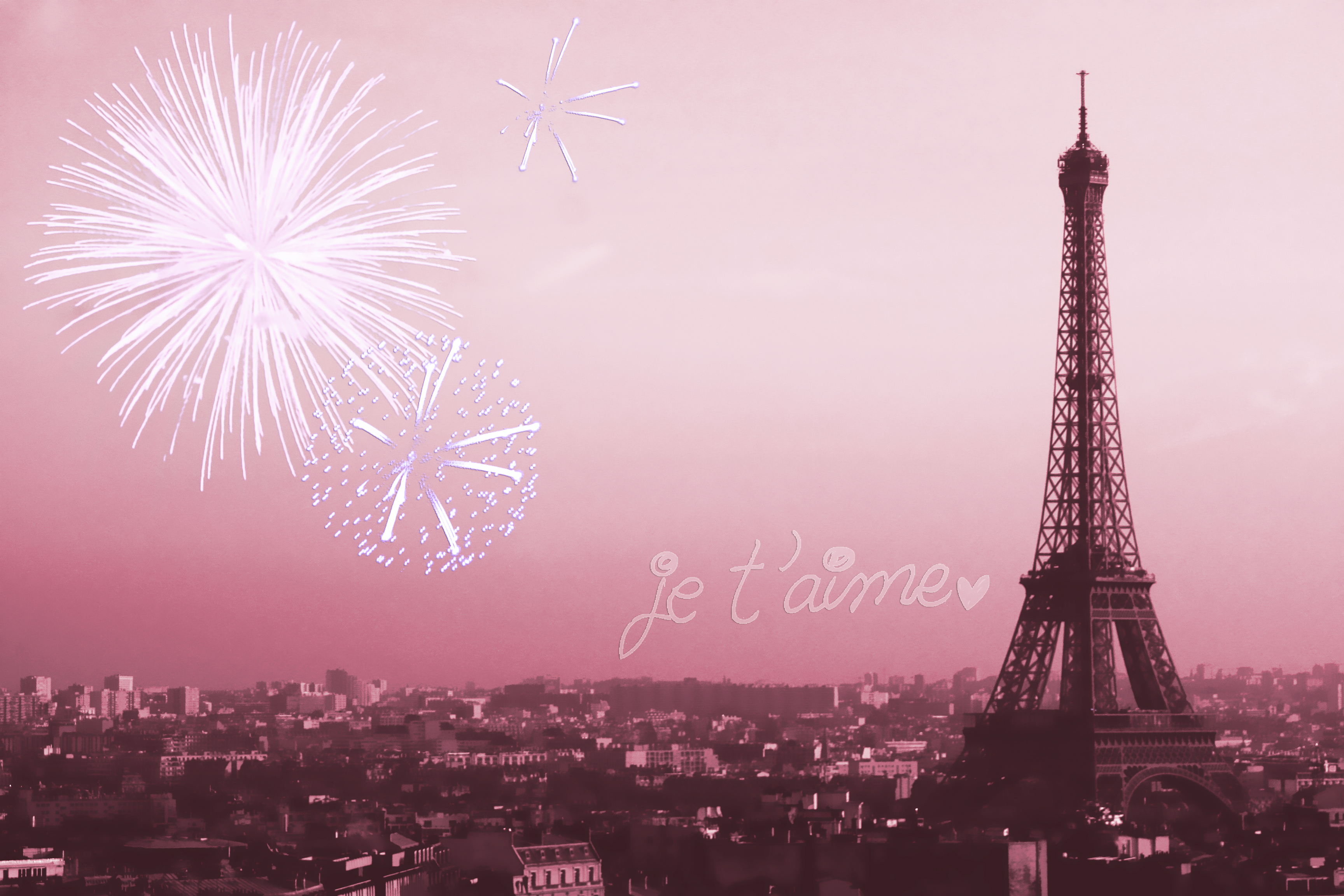 Girly eiffel tower wallpaper wallpapersafari - Paris eiffel tower desktop wallpaper ...