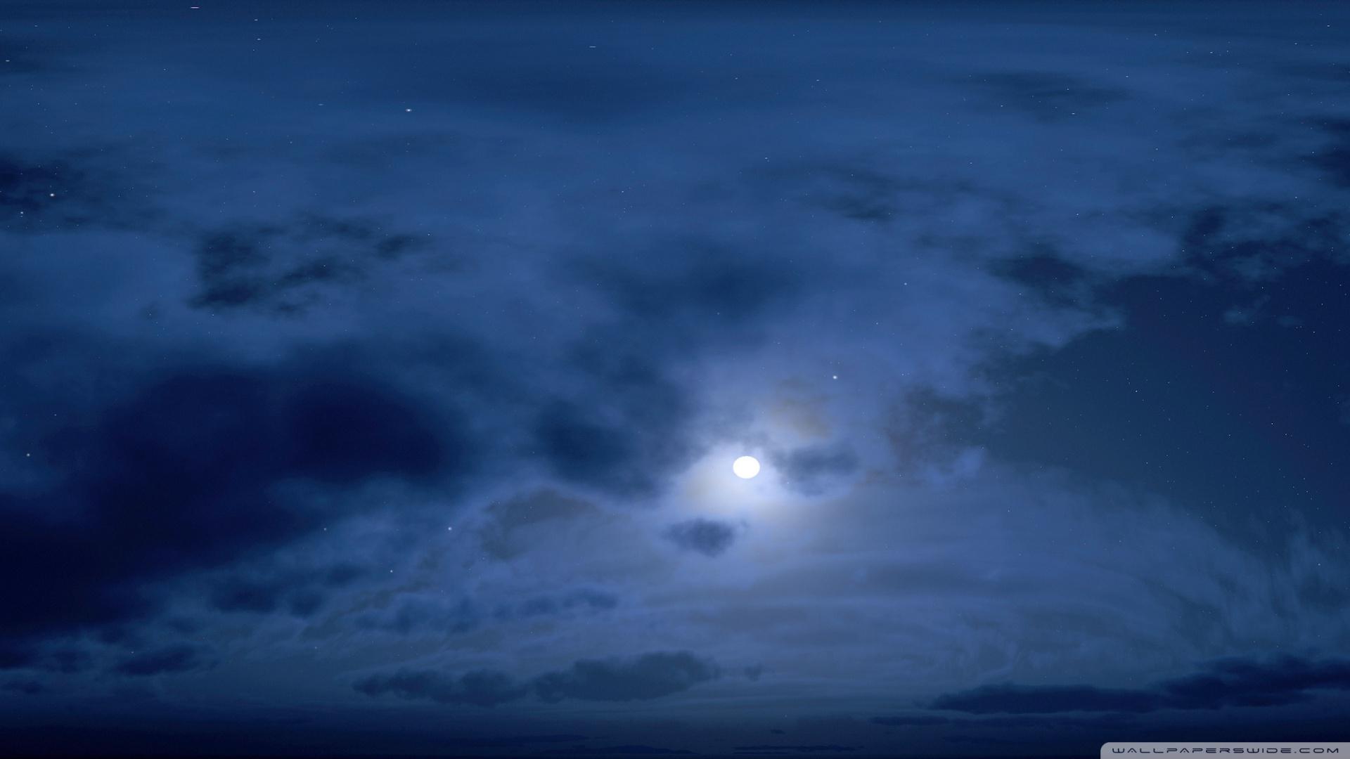 Night Sky Wallpaper 1920x1080 Night Sky 1920x1080