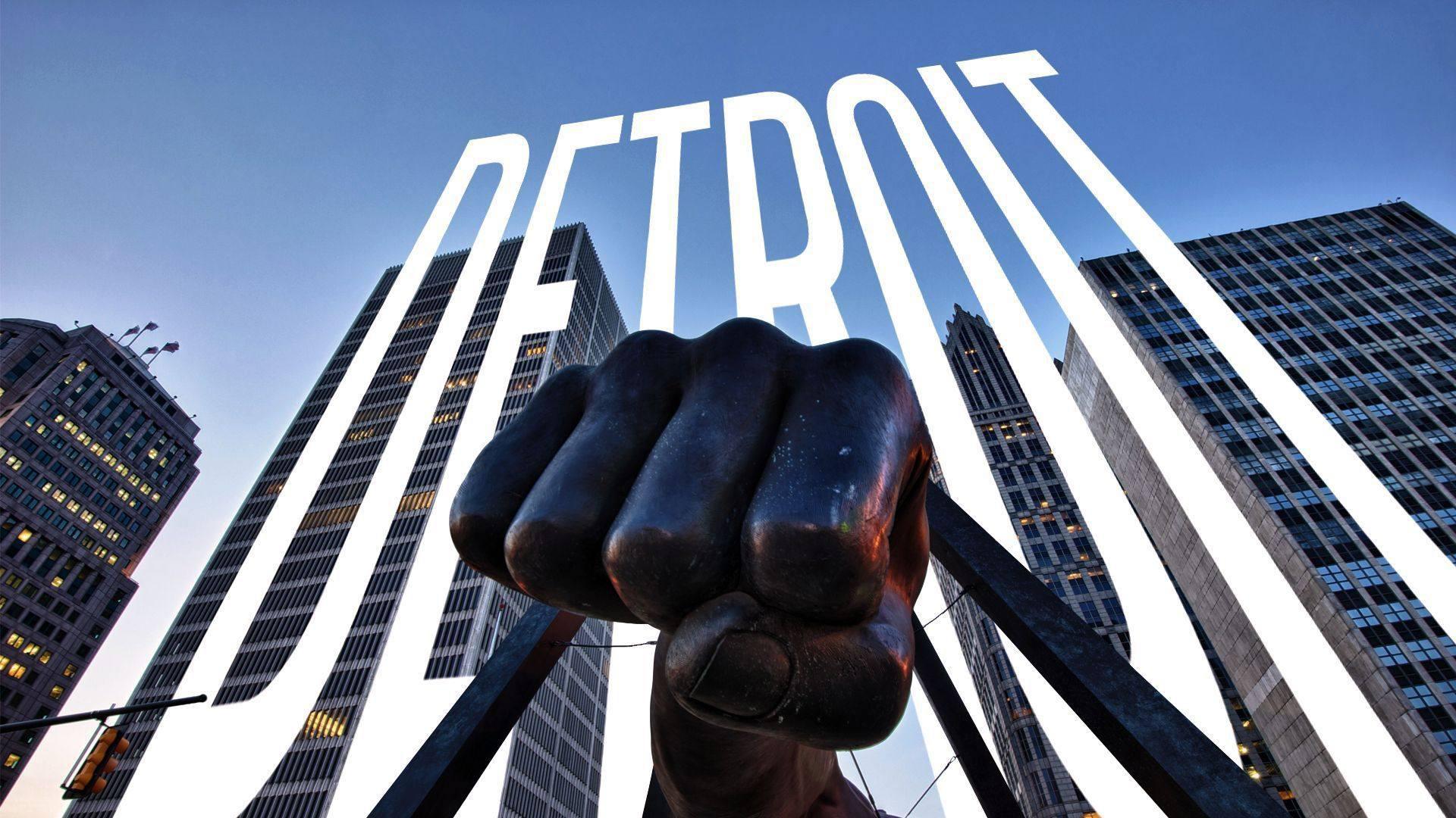 download Detroit Wallpapers HD 1920x1080