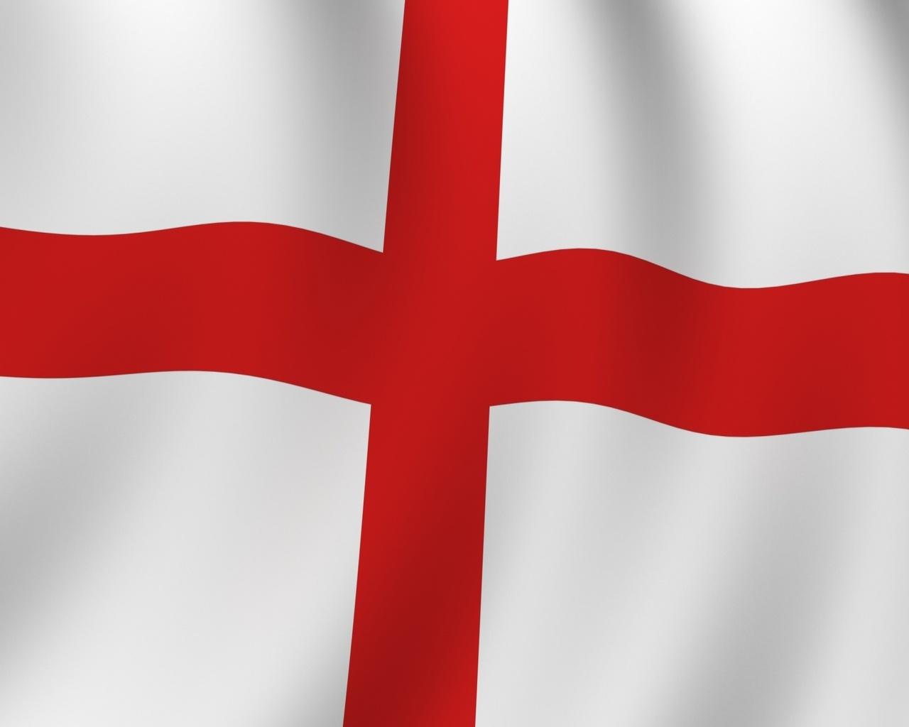 Download UK wallpaper england flag wallpaper 1280x1024