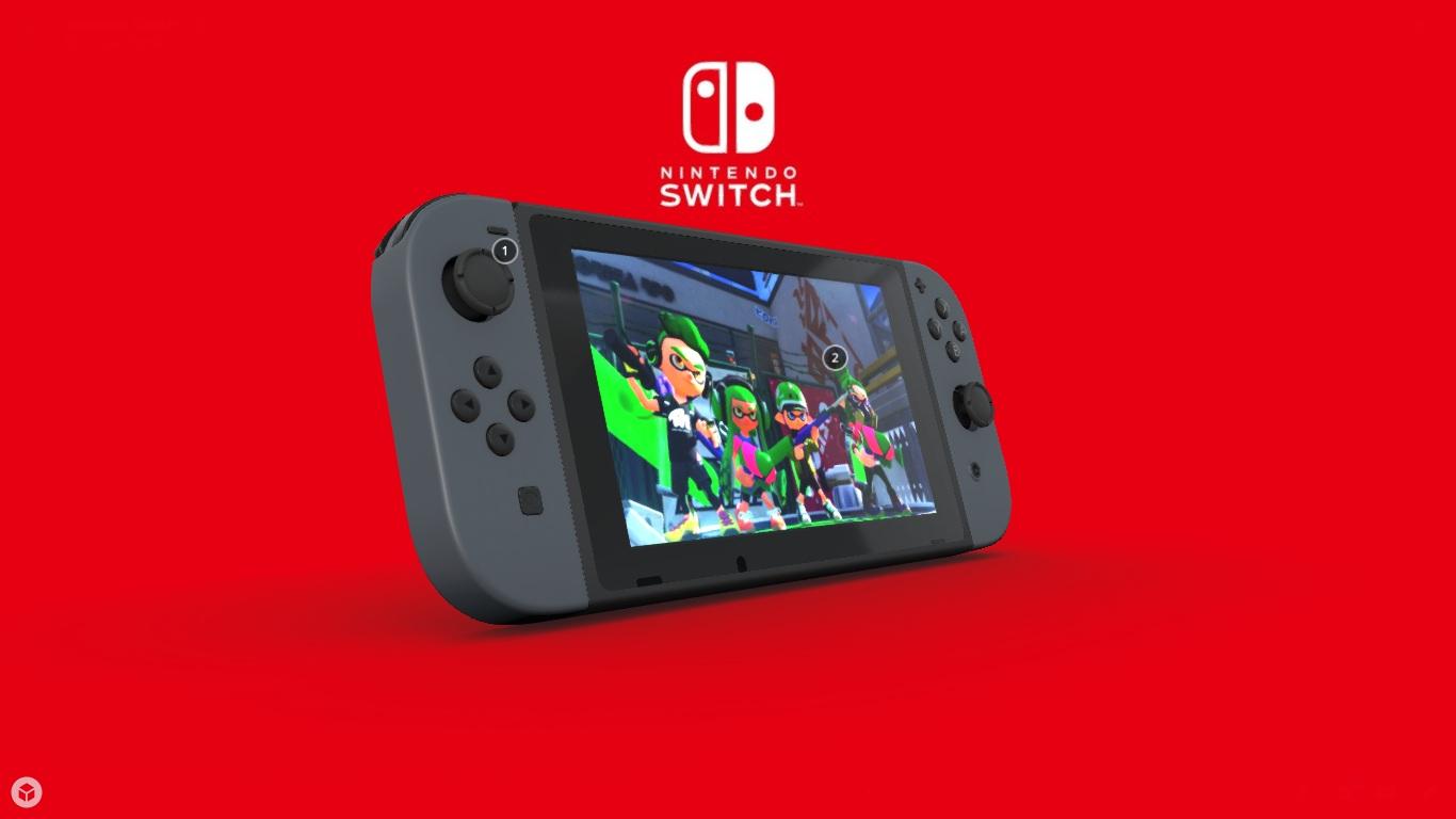 [88+] Nintendo Switch Wallpapers on WallpaperSafari