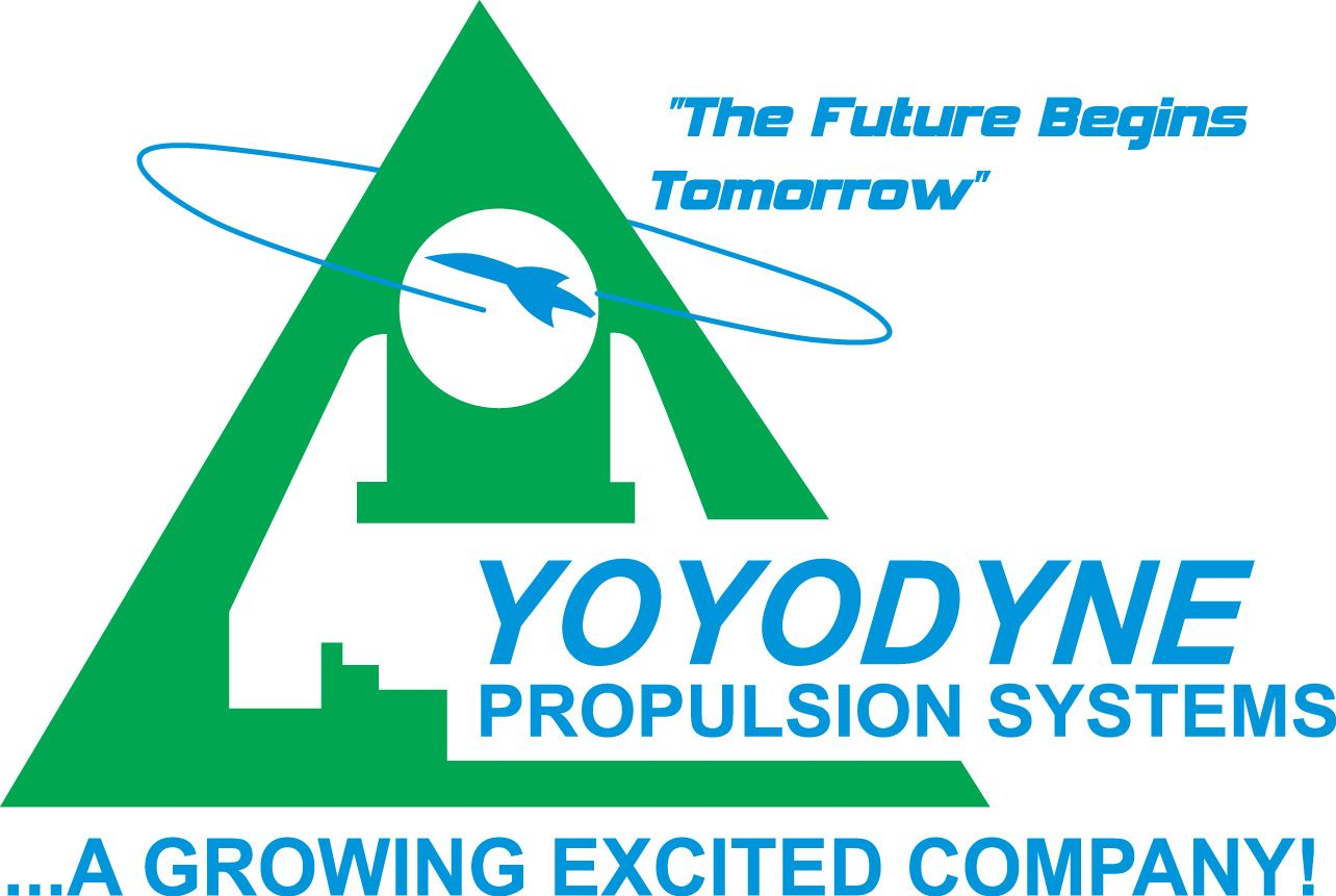 Yoyodyne Propulsion Systems logo Vector illustrated version of the 1284x861