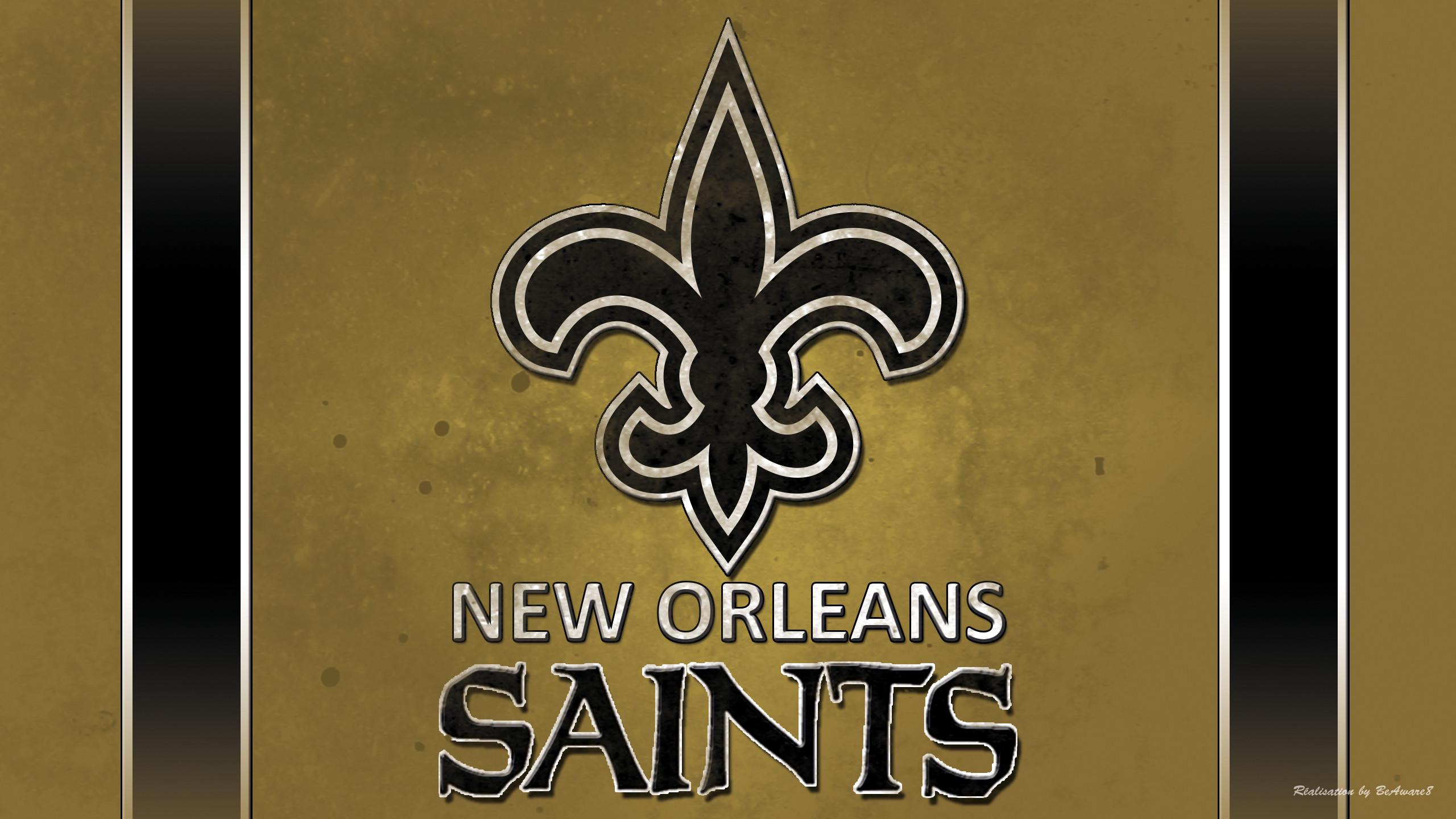 49 Saints Logo Wallpaper On Wallpapersafari