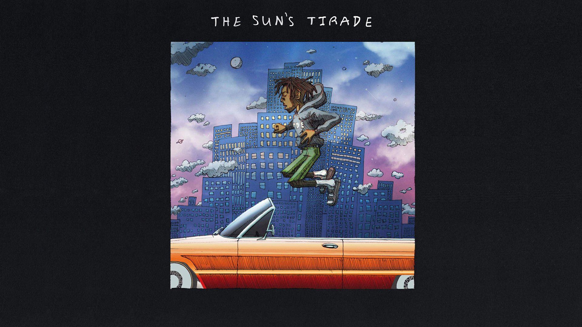 The Suns Tirade Isaiah Rashad [1920x1080] Hd wallpaper High 1920x1080