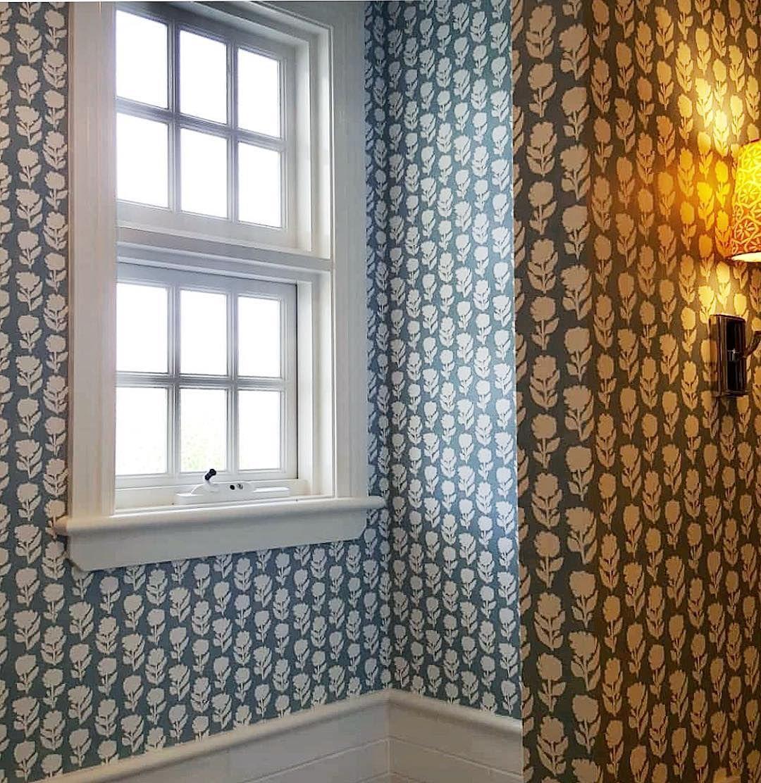 Anna Spiro on Instagram anna spiro textiles marigold wallpaper 1080x1112