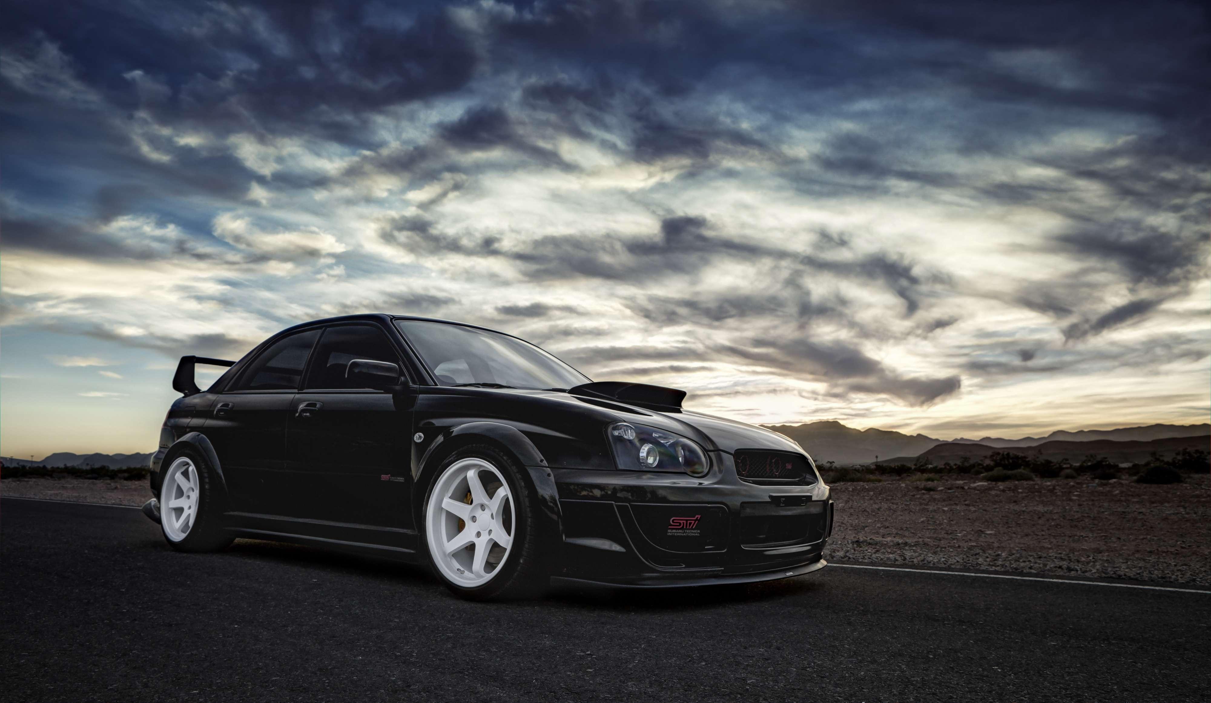 Wonderful View Of Subaru Impreza Wrx Sti Wallpapers Hd Car Wallpapers 4000x2323