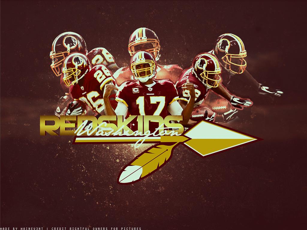 Washington Redskins by K1lluminati 1024x768