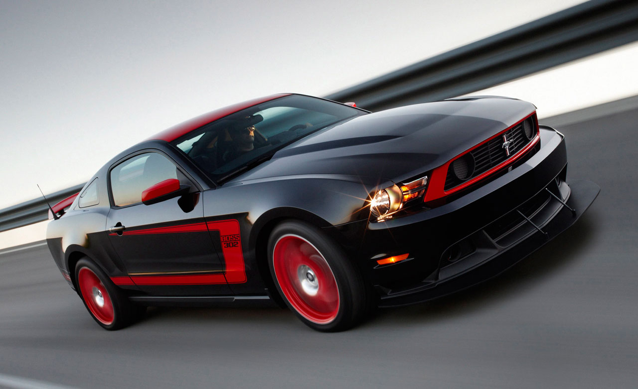 Cars Pictures Ford Mustang Wallpapers 1280x782