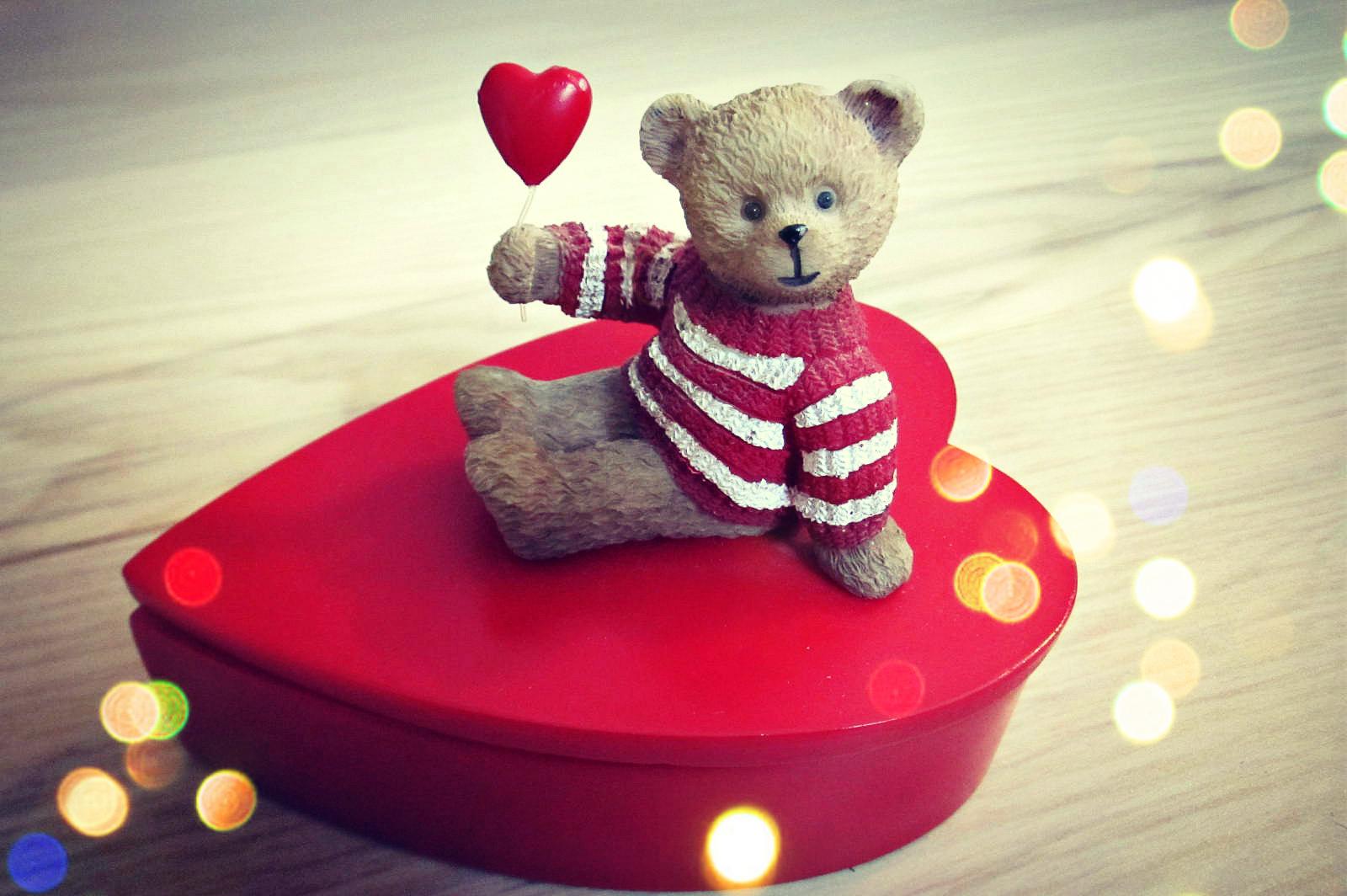 Love Teddy Bear Wallpapers Wallpapersafari