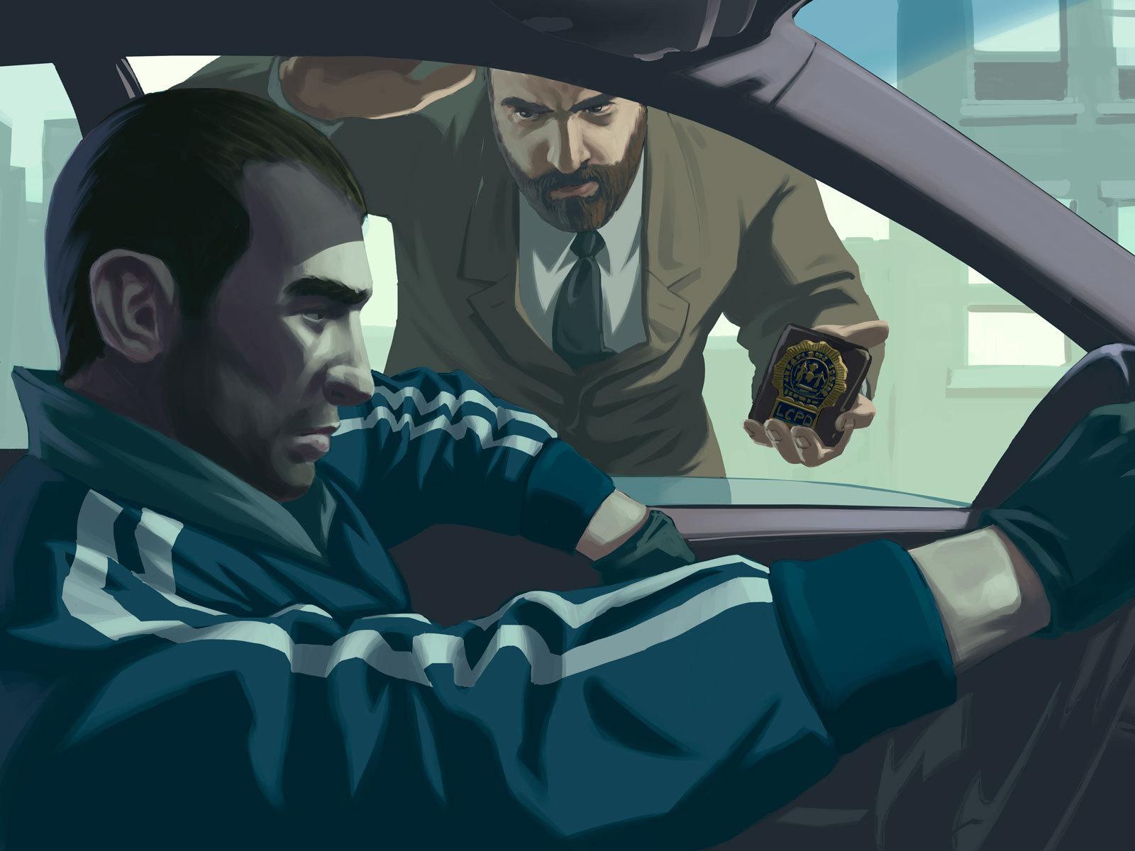 Grand Theft Auto IV GTA IV 1600x1200