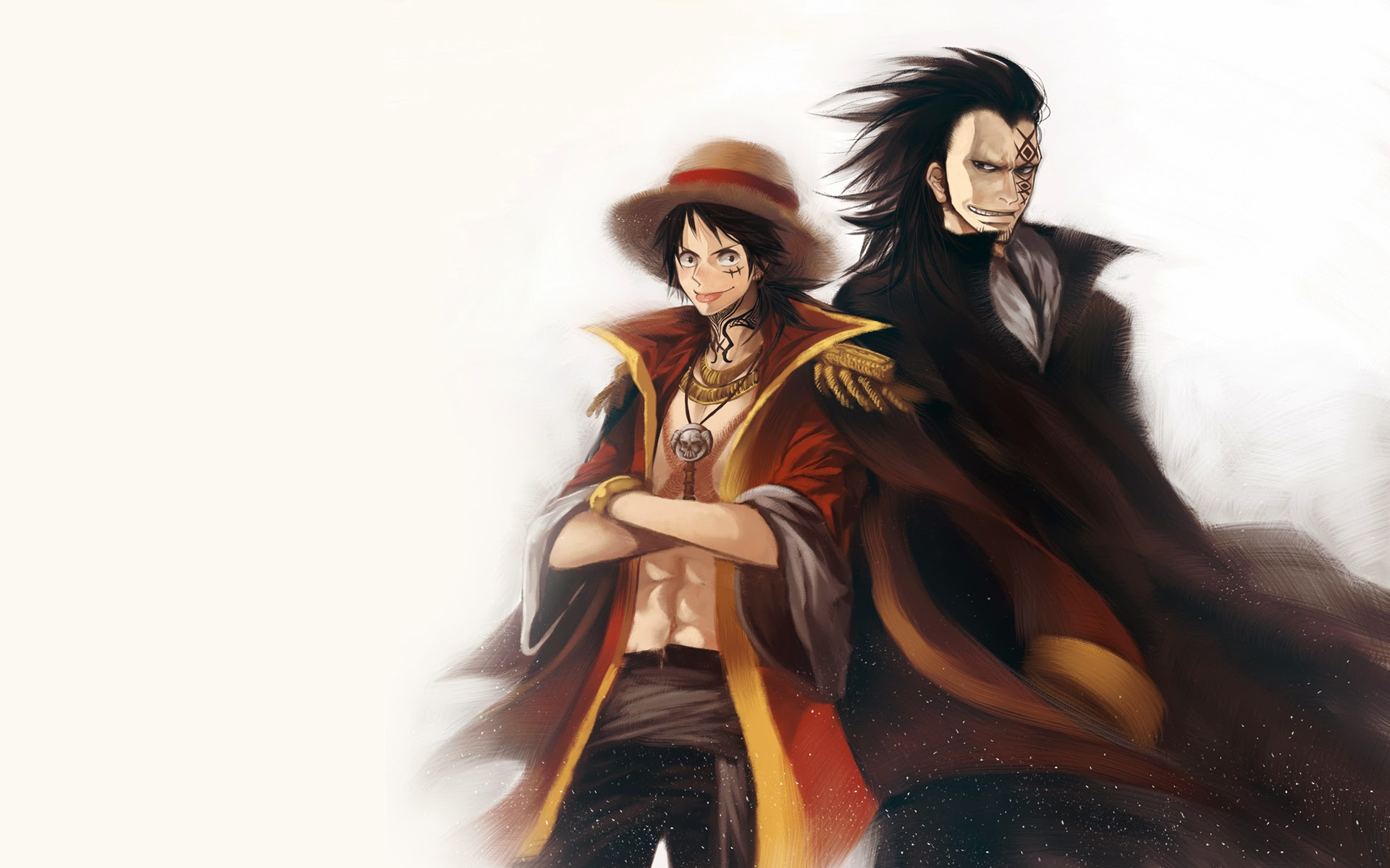 Monkey D Dragon Luffy Wallpaper Hd One Piece Anime 1920x1200