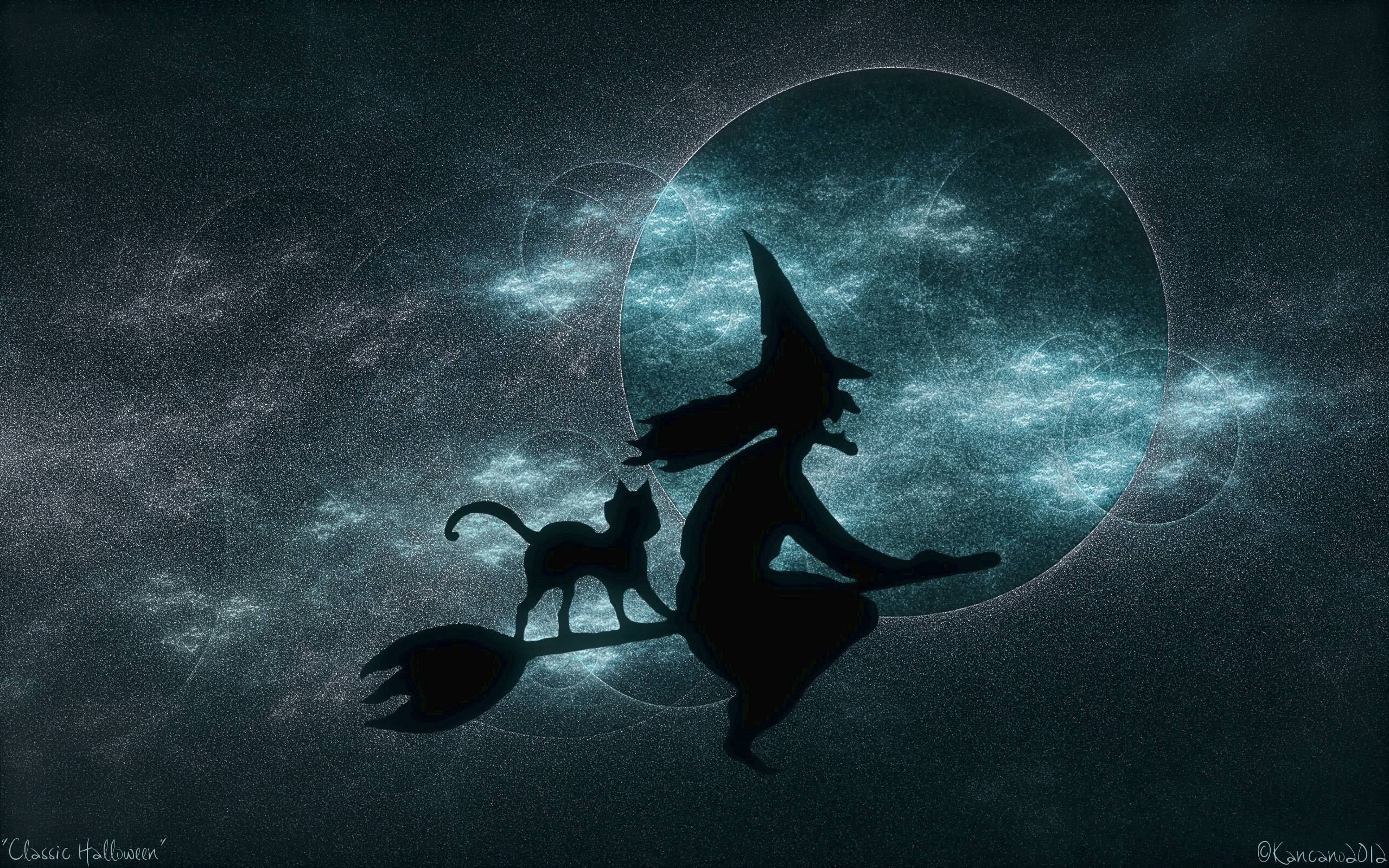 HD Scary Halloween Wallpapers 2560x1600