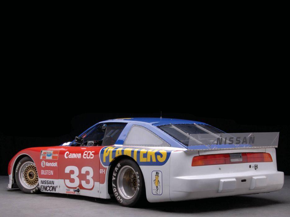 1986 Nissan 300ZX Turbo IMSA GTO Z31 racing race classic wallpaper 934x700