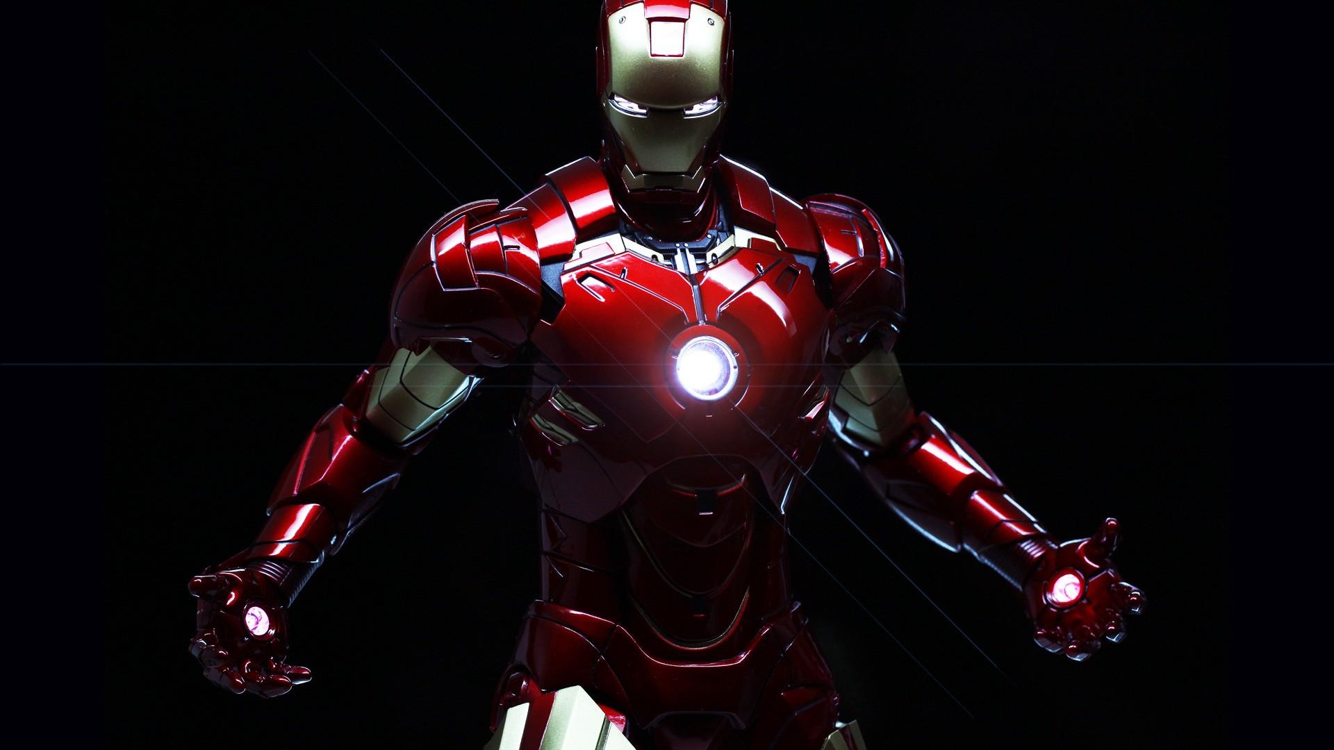 Superhero wallpaper hd wallpapersafari - Iron man cartoon hd ...