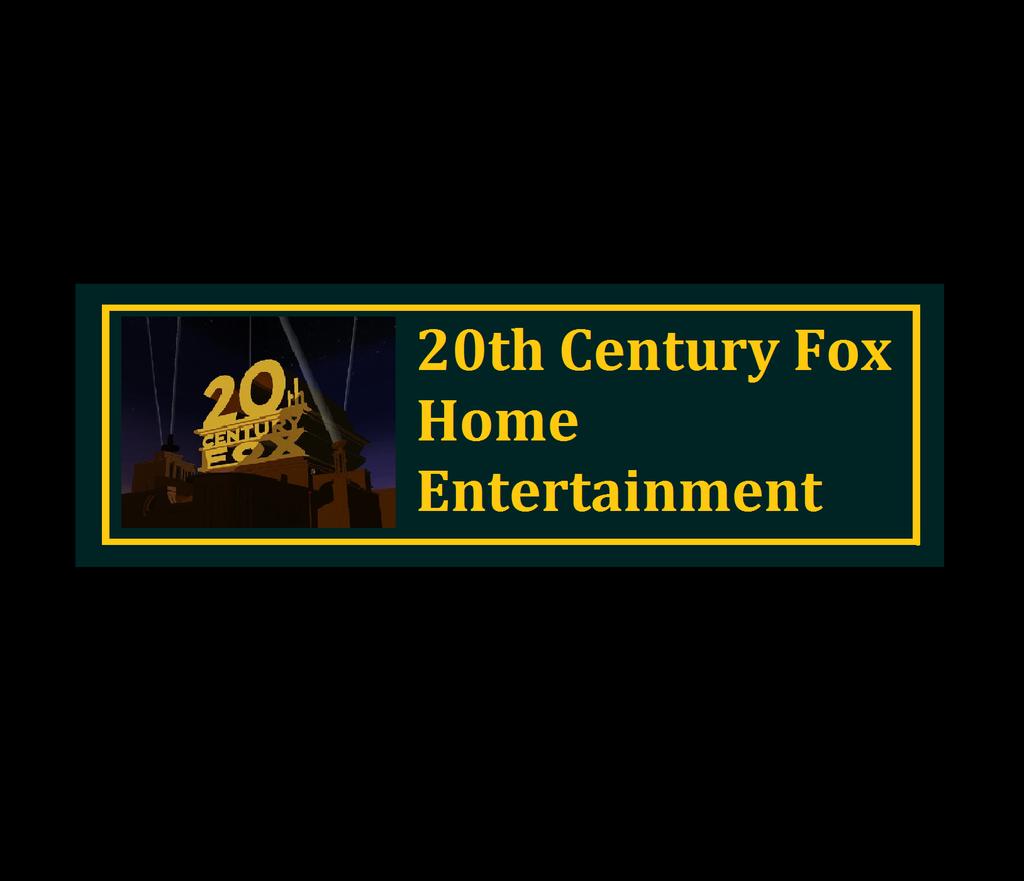 20th Century Fox Home Entertainment Logo 1995 by StarTrekFanatic2001 1024x881