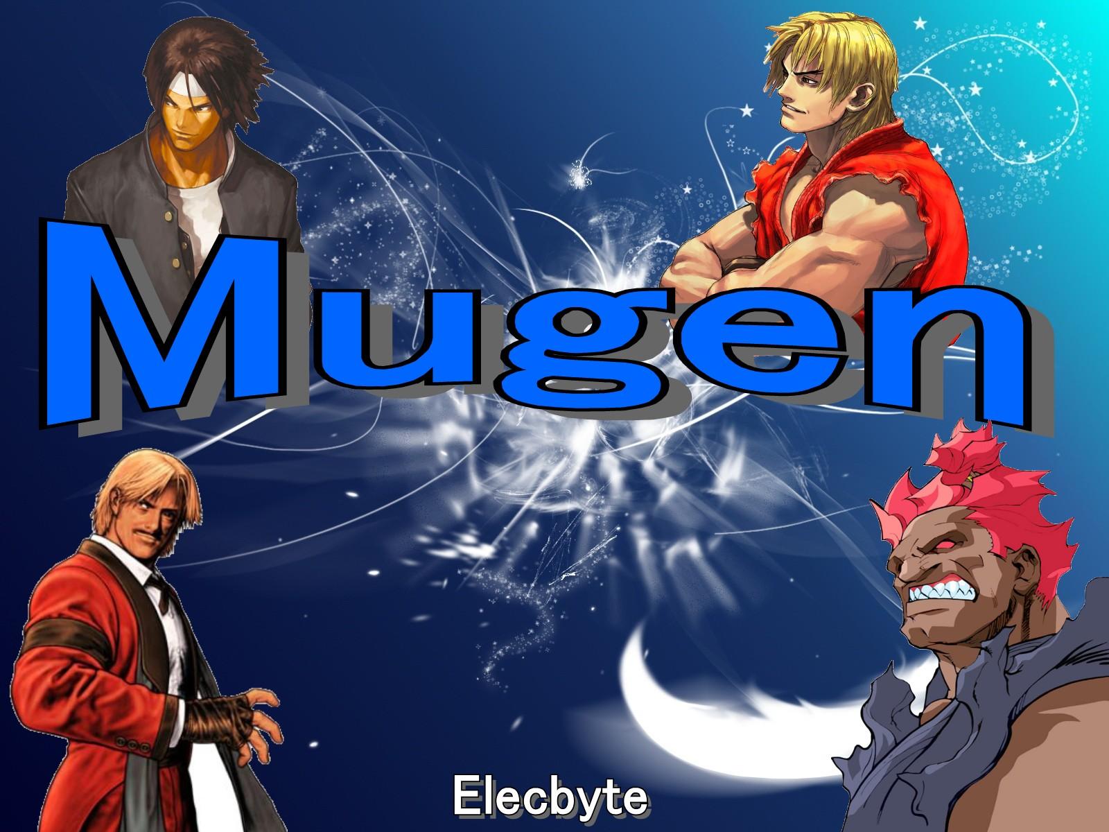 Mugen Wallpaper image   MUGEN Elecbyte   Mod DB 1600x1200