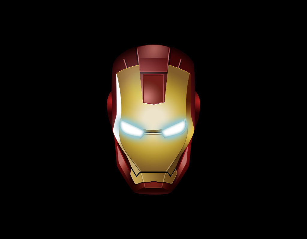 Iron Man movie wallpaper Photoshop Tutorials Designstacks 1024x800