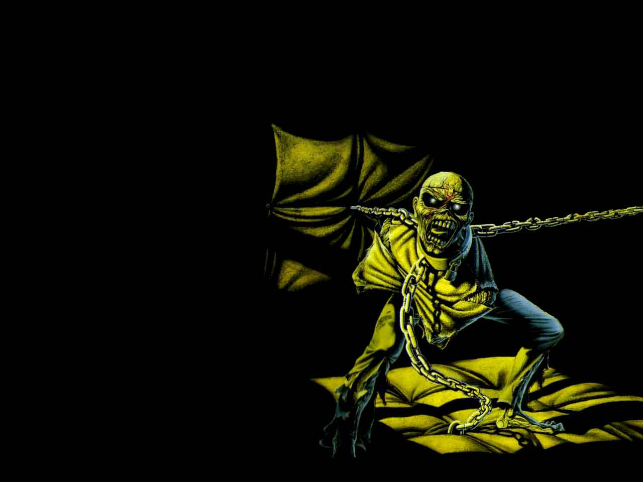 download by Iron Maiden Eddie wallpaper [1280x960] for your 1280x960