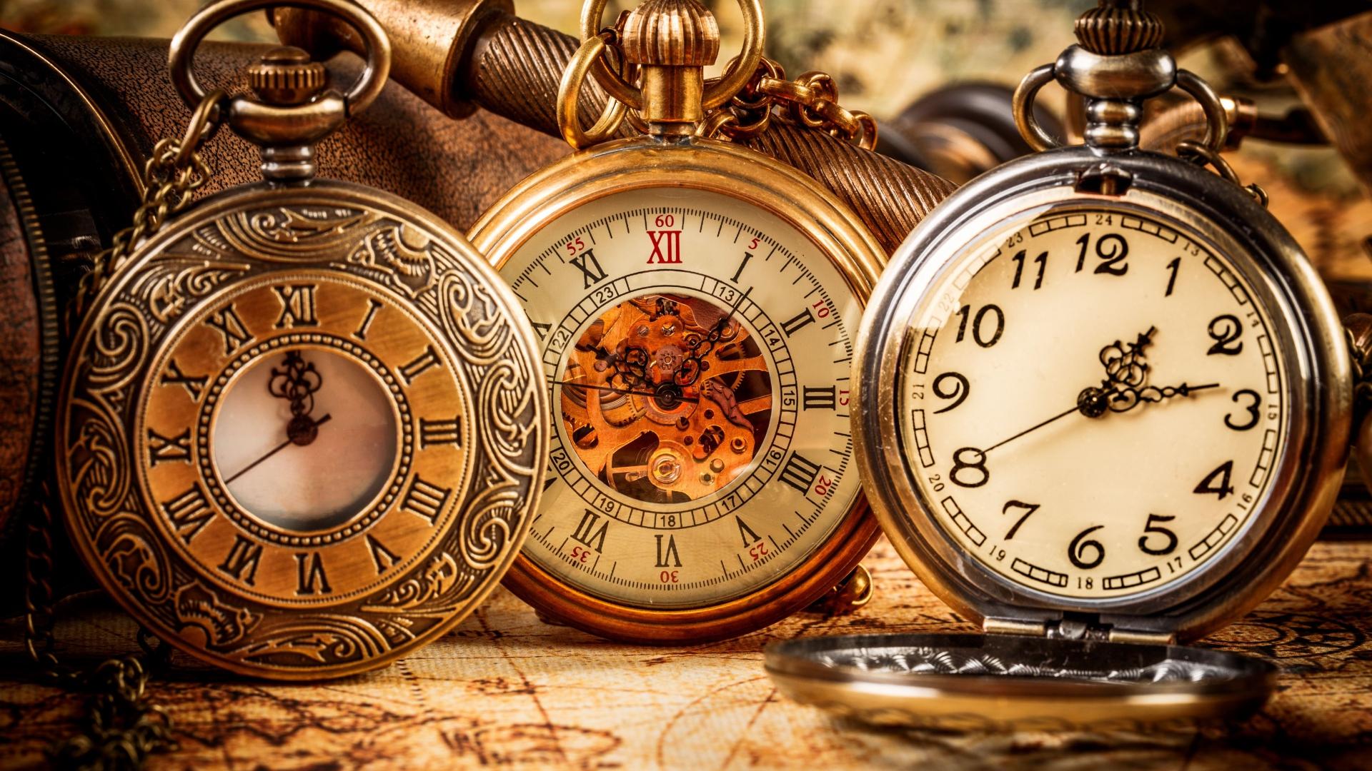 time zone clock wallpaper