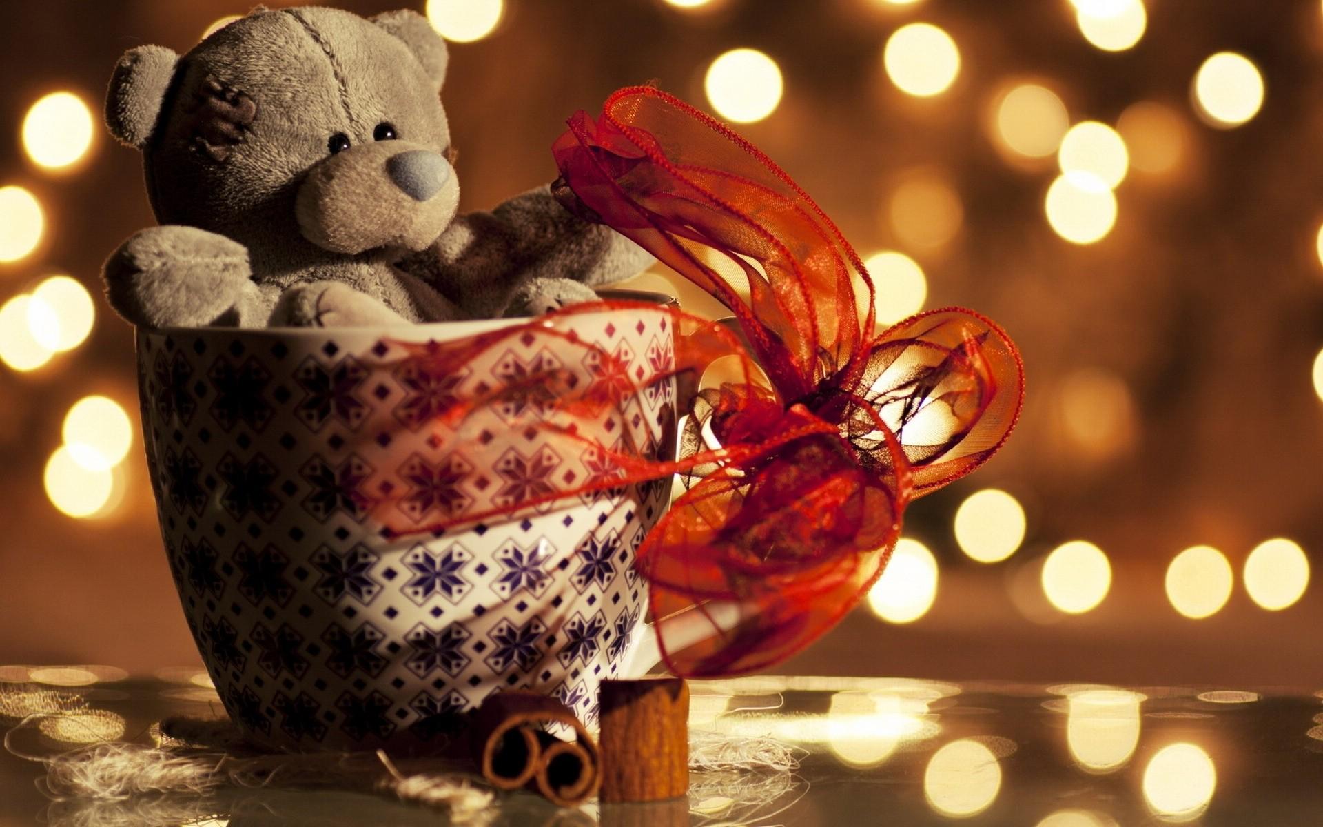 Cute Teddy Bear Gift HD Wallpaper of Love   hdwallpaper2013com 1920x1200