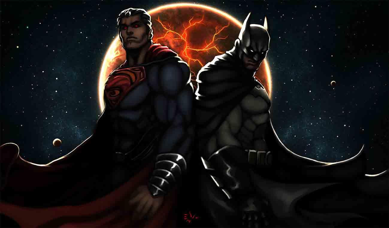 Batman VS Superman Hd Wallpapers Wallbocom 1299x762