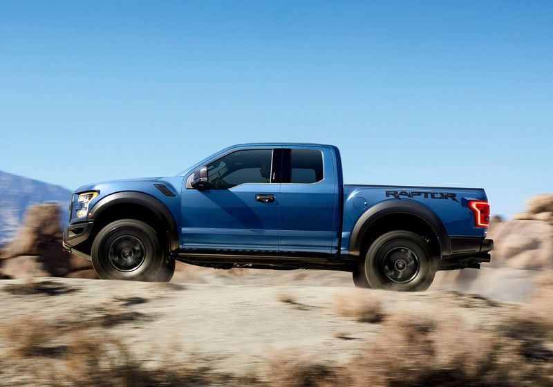 2017 Ford F 150 Raptor Concept   Ford Cars Review 800x560