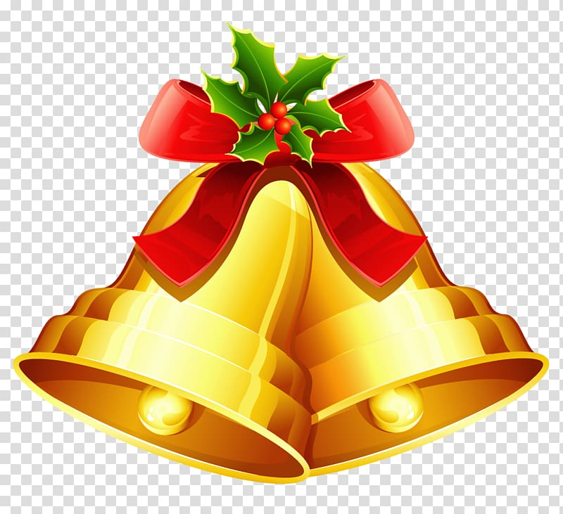 Christmas Jingle Bells Bell transparent background PNG clipart 800x731